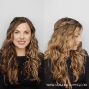 simple braided hairstyles