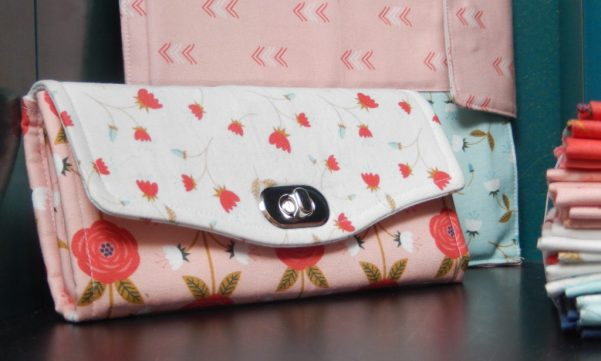 Pretty Pink Necessary Clutch Wallet