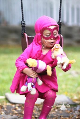 skye paw patrol halloween costume building imagination