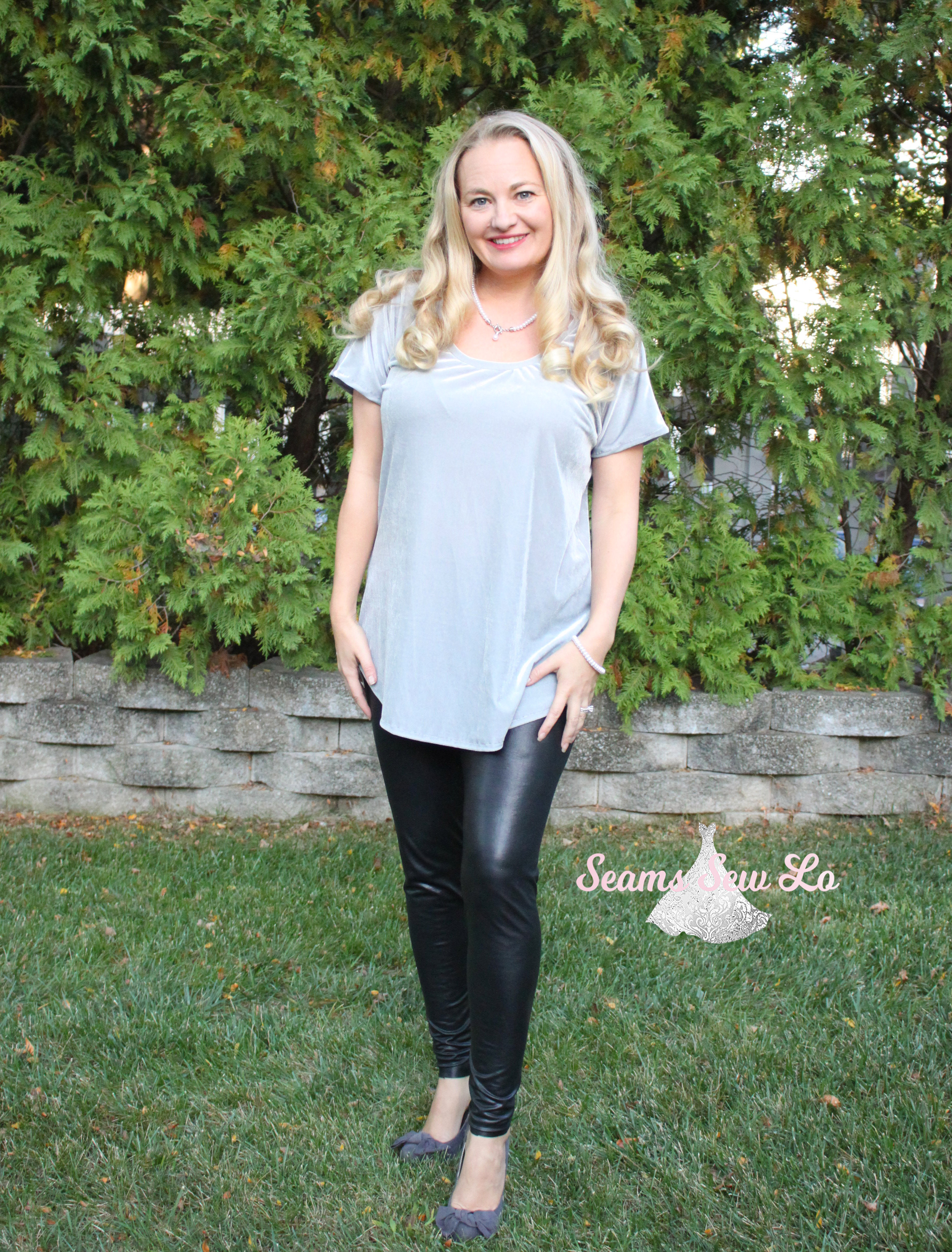 womens tshirt sewing pattern for every day