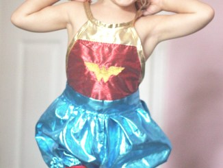 wonder woman costume for toddlers diy sewing pattern