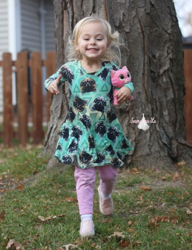 ellie and mac sweetie dress girls sewing pattern 10