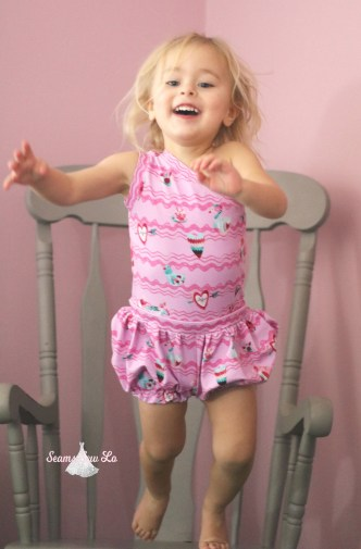 ellie and mac sunshine romper girls sewing pattern 12