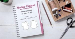sinclair sewing patterns tao mens raglan sew a long