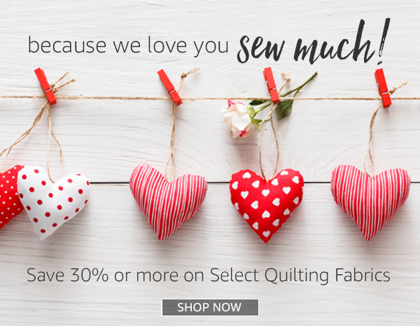 fabric.com valentines day sale