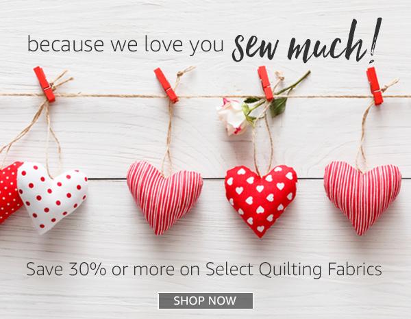 fabric.com valentines day sale