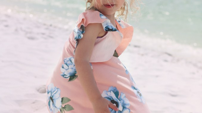 Be Dreamy Dress Sewing Pattern by Ellie and Mac