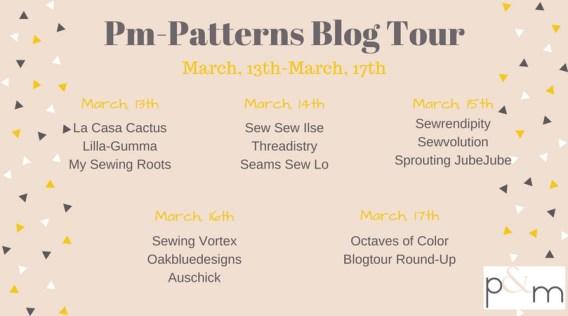 PM Patterns Blog Tour