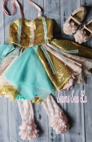daddy daughter dance outfit