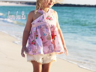 PM sewing patterns French pattern designer girls sewing pattern. PIMPRENELLE.