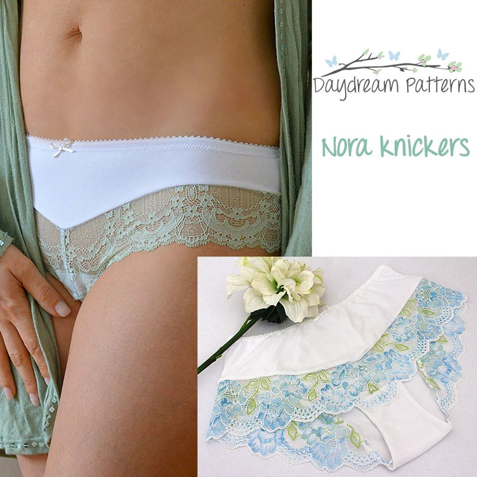 Daydream Panties Sewing Pattern Release and Sale