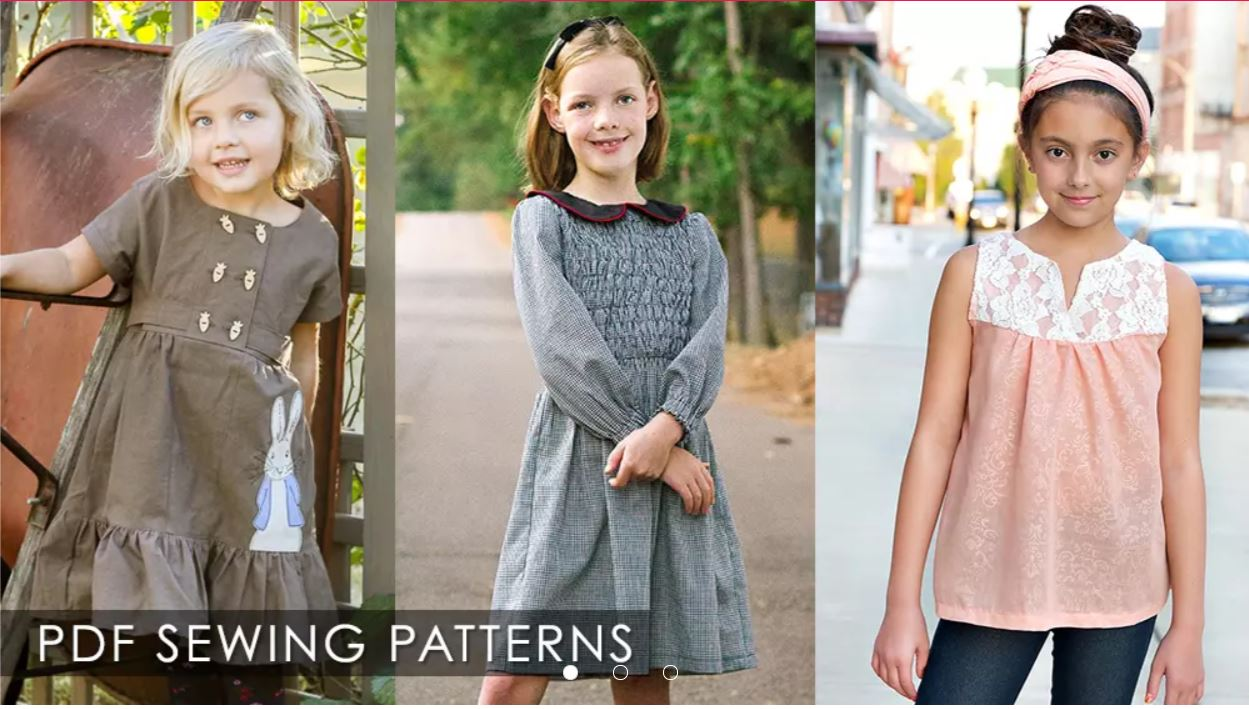MODKID sewing patterns Mother's Day Sale