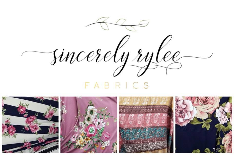 Sincerely Rylee Heart Stopper Fabric Sale
