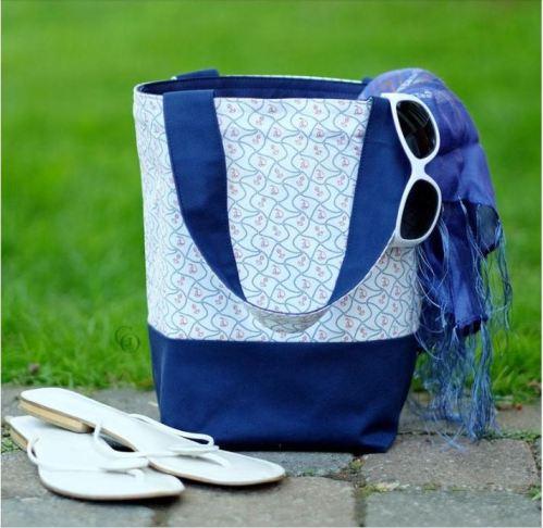 Adventure Bag Sewing Pattern