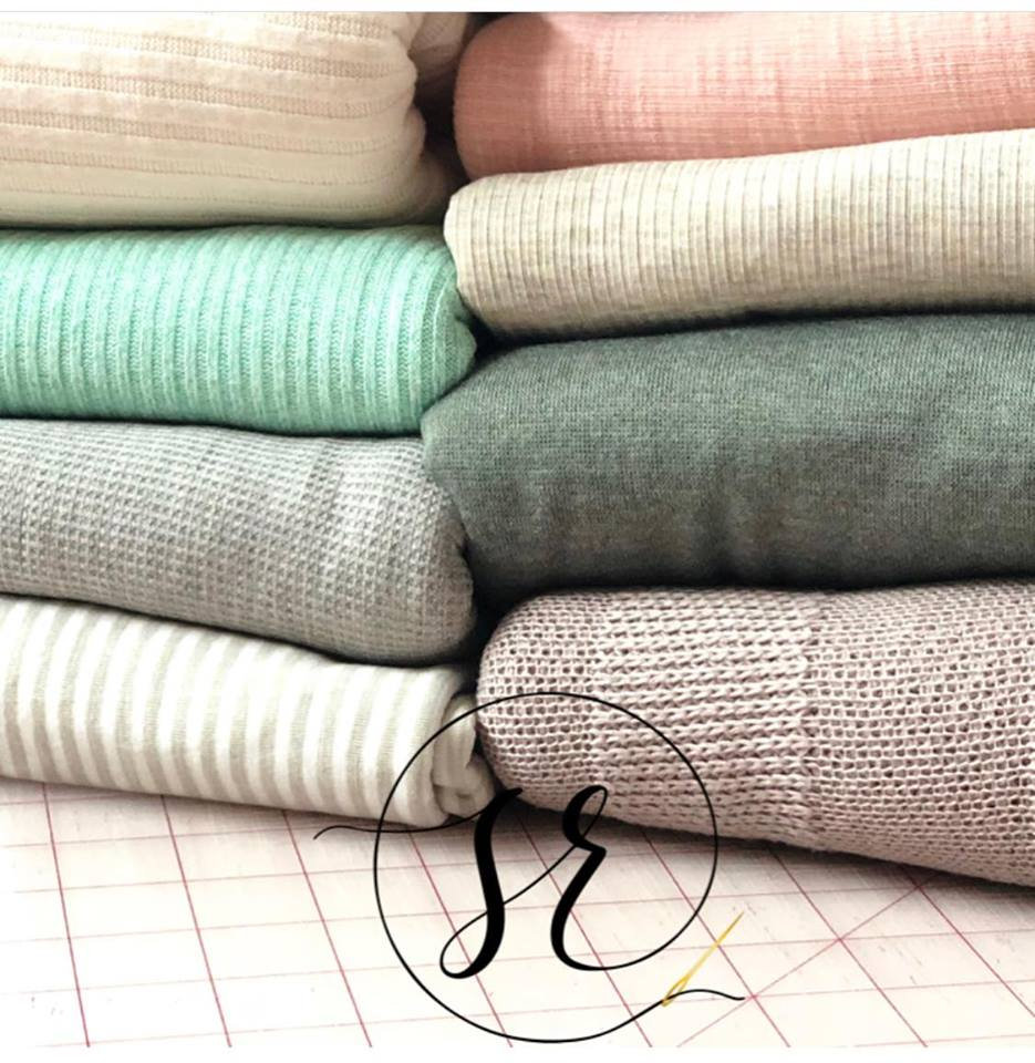 Preseason Sweater Knit Fabric Sale by Sincerely Rylee
