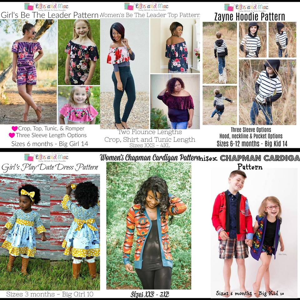 Wacky Wednesday $1 Sewing Patterns