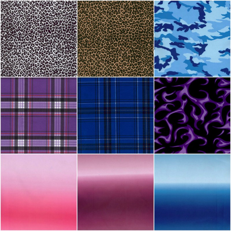 Fabric Friday Double Brushed Polyester Fabric Sale at Simply by ti