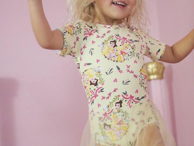 Princess Ballerina Leotard