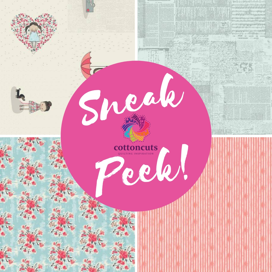 November Cotton Cuts 2018 Modern Makers Fabric Box Sneak Peek