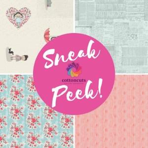 November Cotton Cuts 2018 Modern Makers Fabric Box Sneak Peek