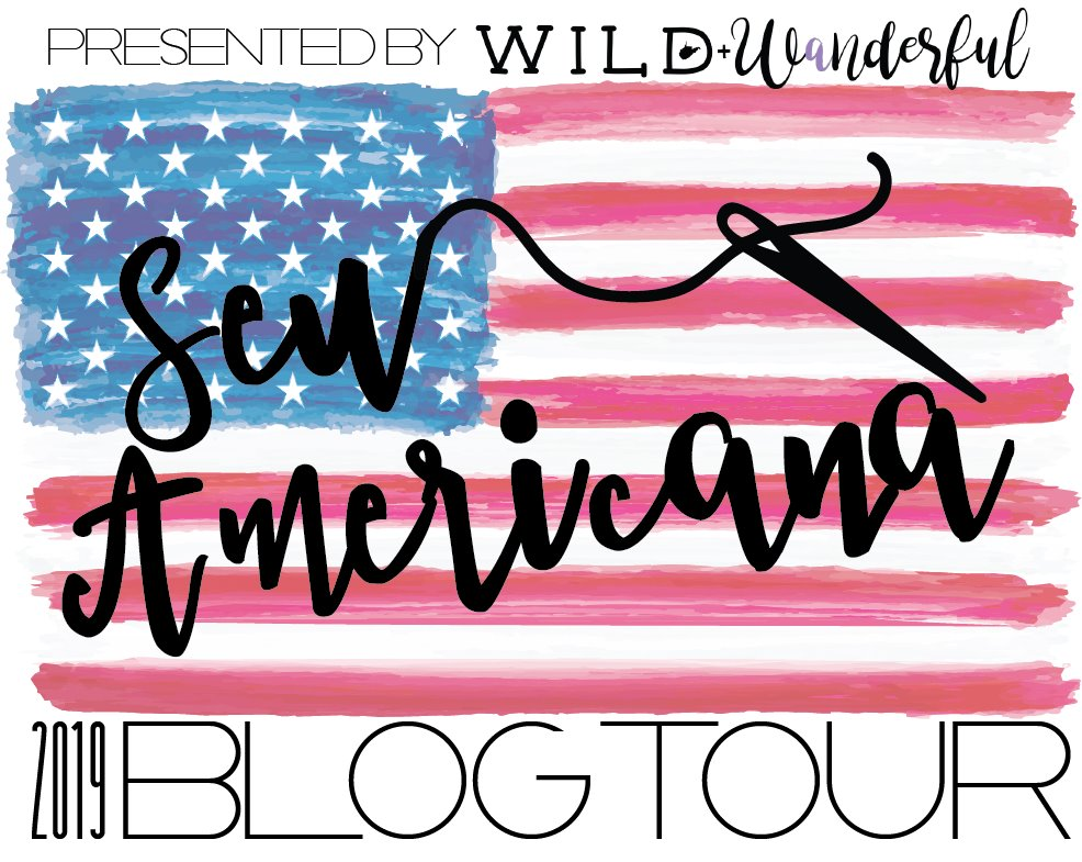 Sew Americana Blog Tour 2019