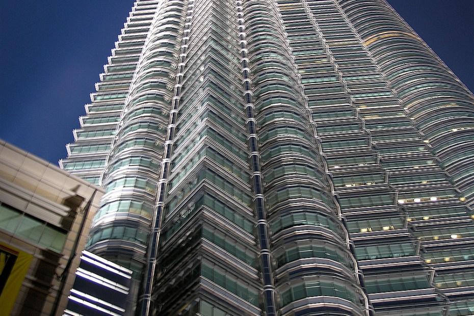 KL Towers Photograph Seamus Berkeley