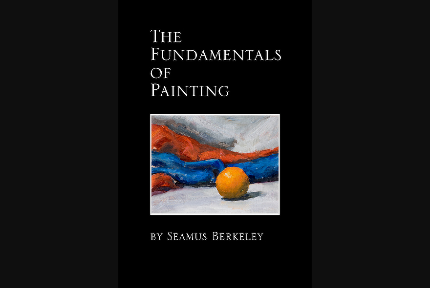 Fundamentals of Painting Video Cover Featured Seamus Berkeley