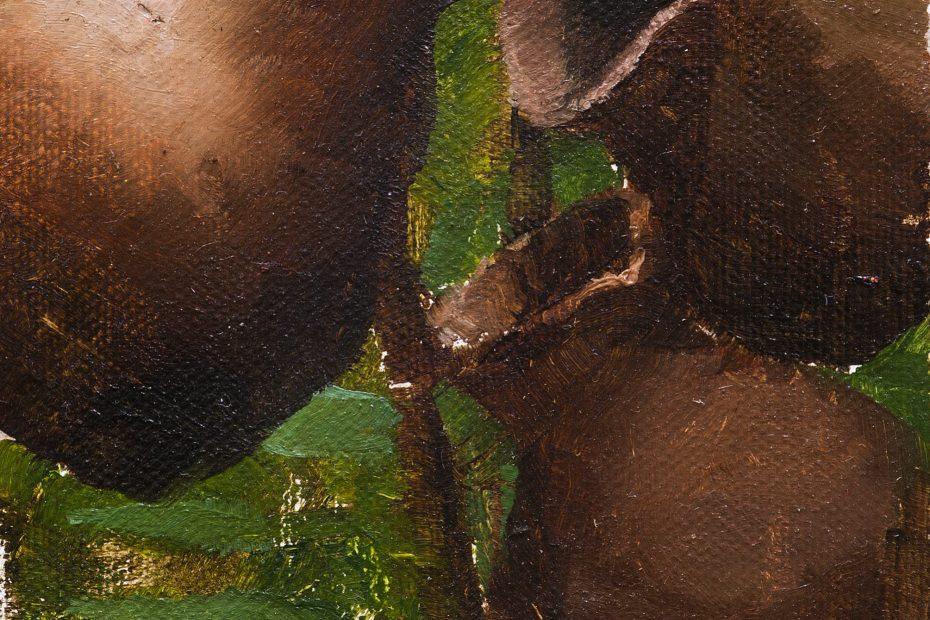 Three Jars Evening Painting Seamus Berkeley