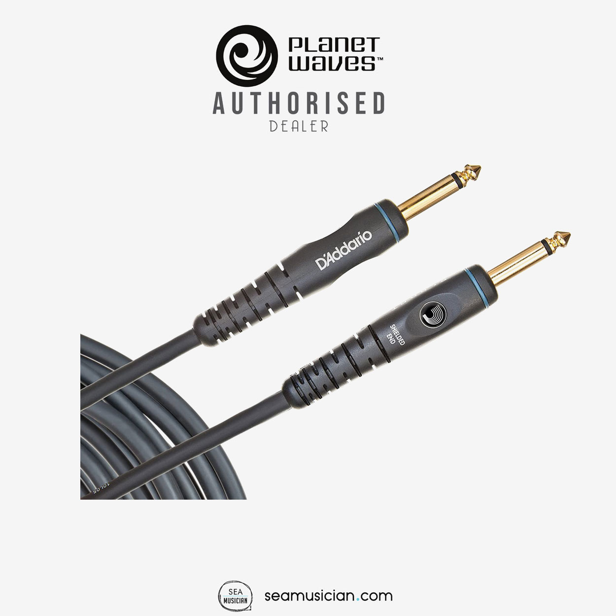 PLANET WAVES PW-G-15 CUSTOM SERIES INSTRUMENT CABLE