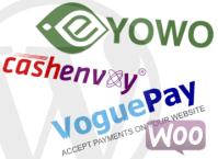 WooCommerce VoguePay, CashEnvoy and Eyowo plugins now written