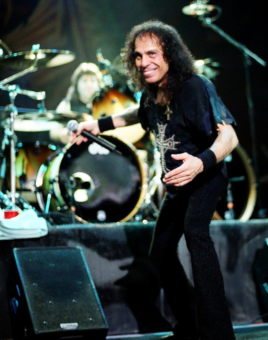 R.I.P. for a total ripper: Singer Ronnie James Dio dead at 67