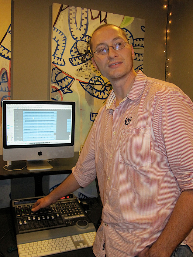 Studio spotlight: Chris Schlarb's Sounds Are Active