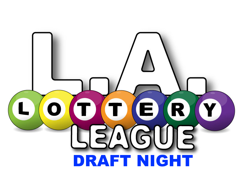 L.A. Lottery League official draft list