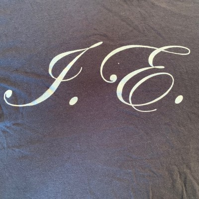 IE Monogram T-Shirt