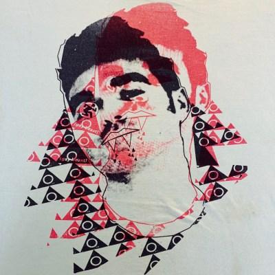 """Gay Beast """"MORRISSEY DRACULA"""" T-shirt"""