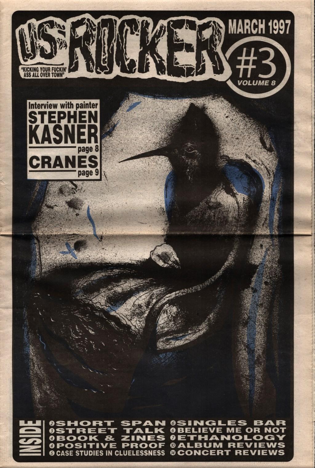 U.S. Rocker, March 1997