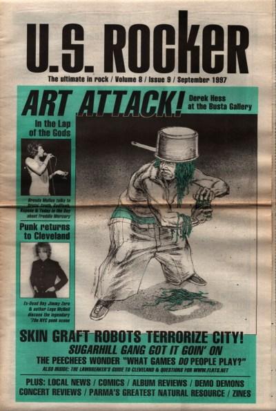 U.S. Rocker, September 1997