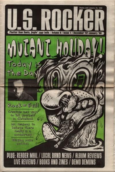 U.S. Rocker, December 1997