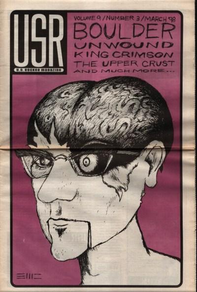 U.S. Rocker, March 1998