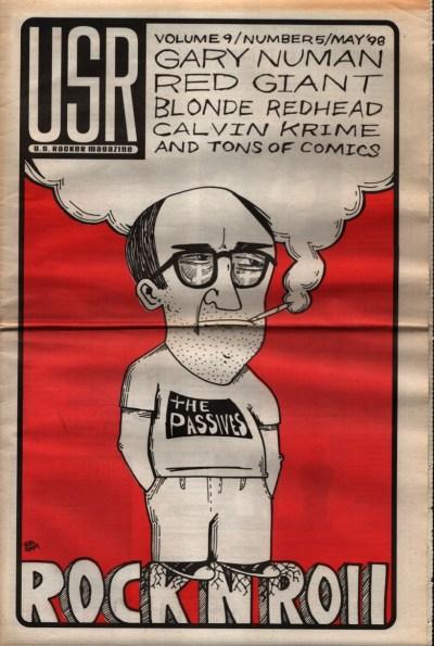 U.S. Rocker, May 1998