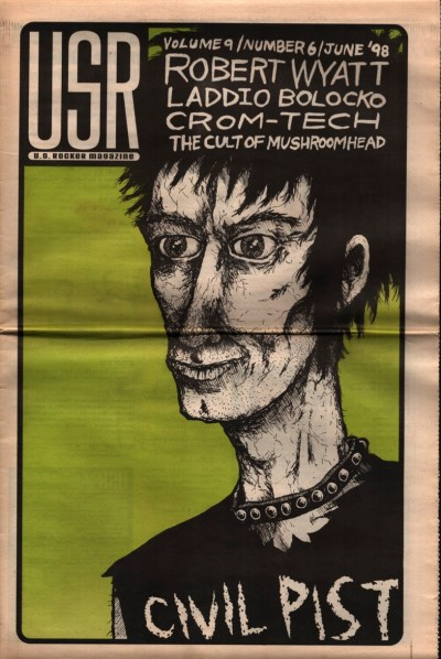 U.S. Rocker, June 1998