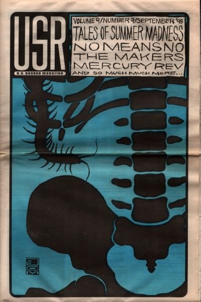 U.S. Rocker, September 1998