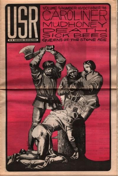 U.S. Rocker, October 1998