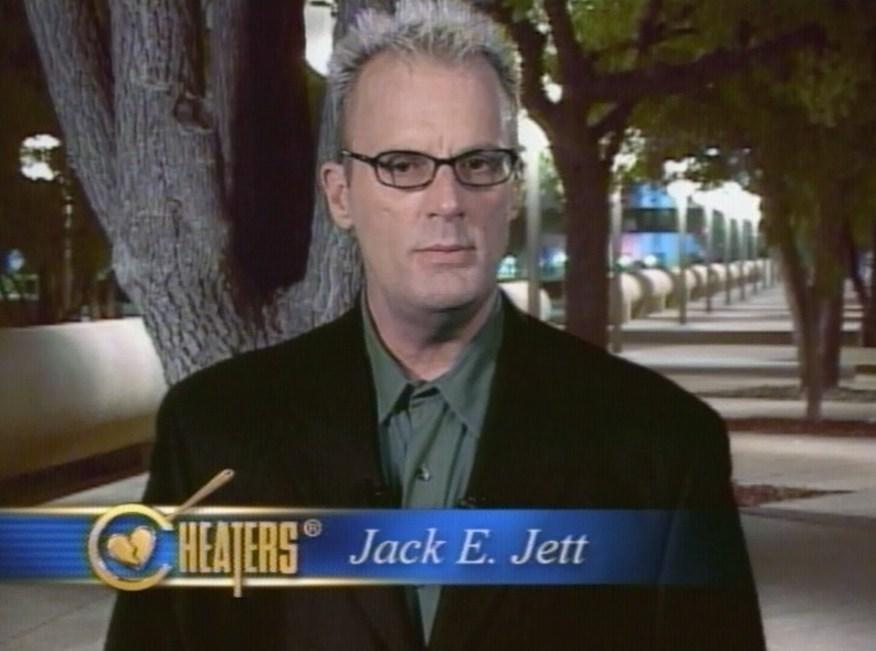 Jack E Jett Cheaters Joey Greco