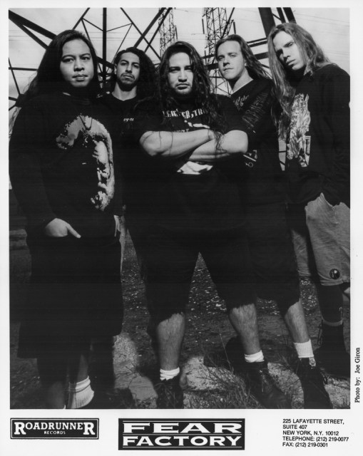 Fear Factory U.S. Rocker
