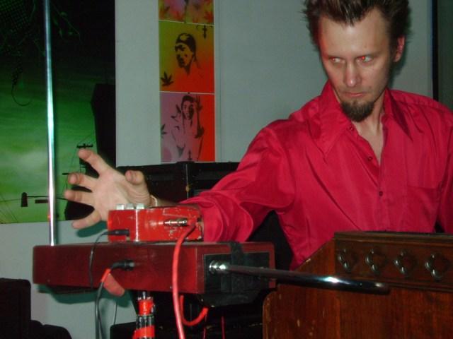 The Voodoo Organist Scott Wexton