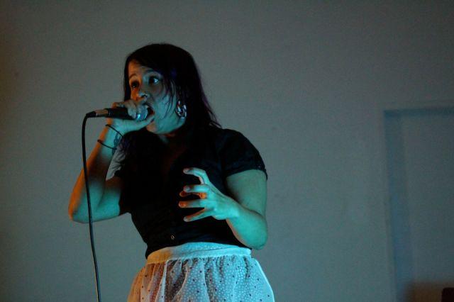 Wet Mango Cristina Fuentes