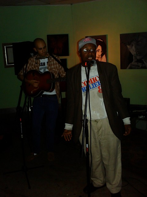 David Liebe Hart & Adam Papagan