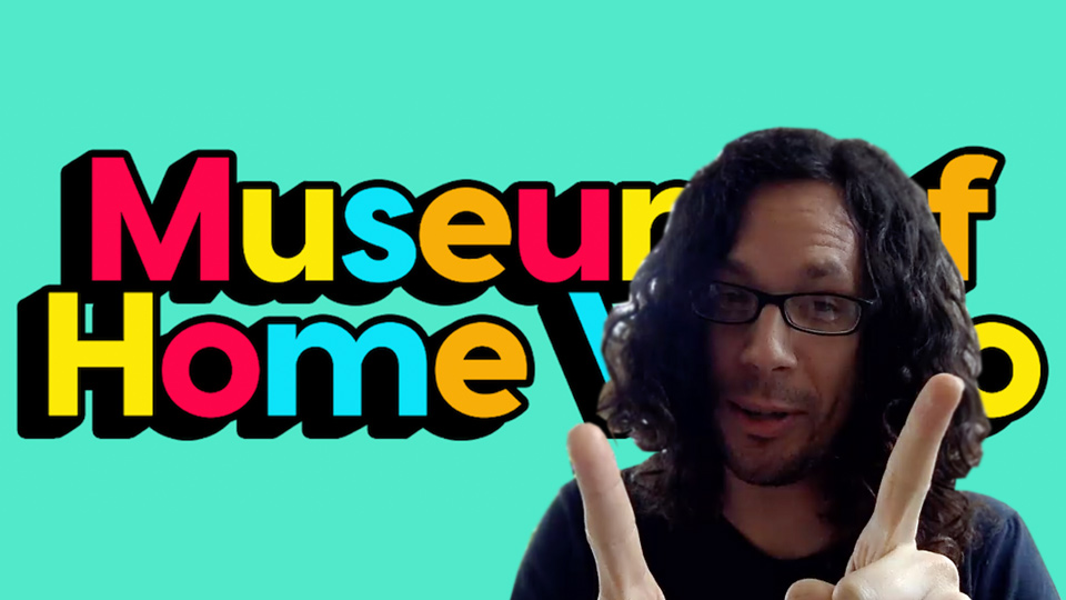 Museum of Home Video Bret Berg