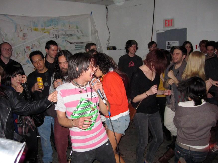 Mikki & the Mauses, January 2010.